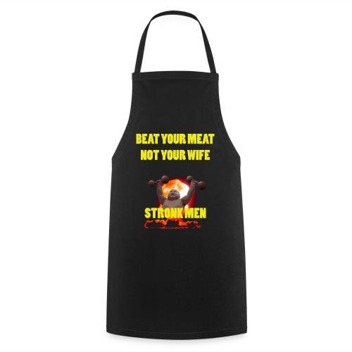 Stronk Cooking Defence System - Förkläde