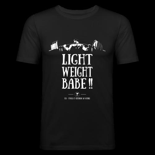 Light Weight Babe - T-shirt près du corps Homme