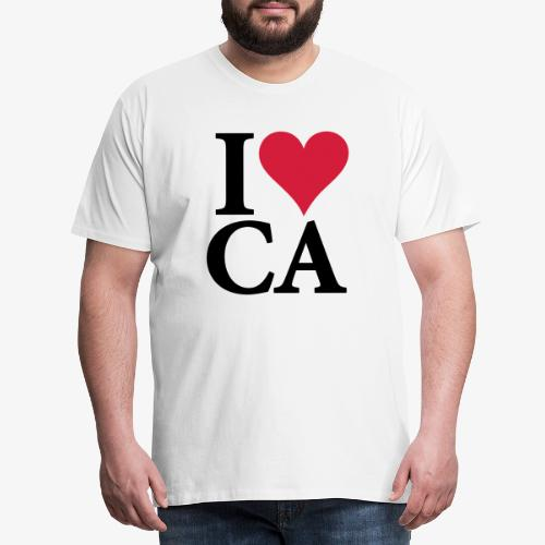 Amo California - Men's Premium T-Shirt