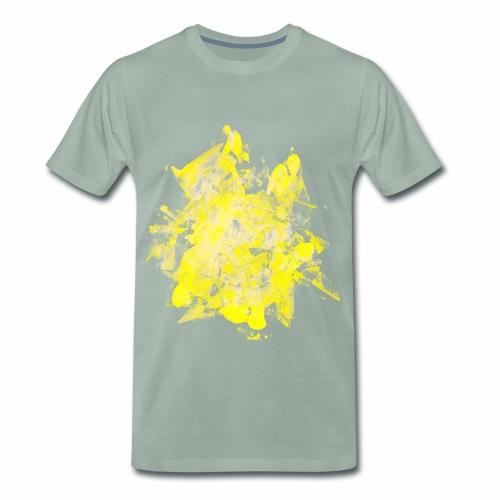 Paint It Yellow! - Männer Premium T-Shirt