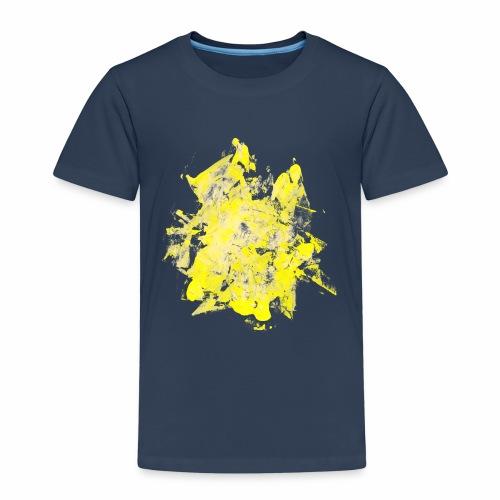 Paint It Yellow! - Kinder Premium T-Shirt
