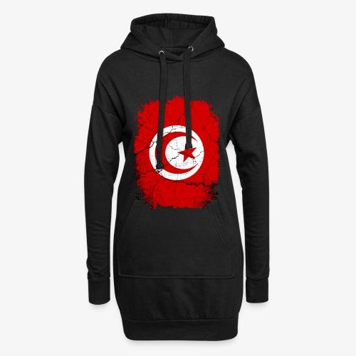 Hoodie-Kleid Tunesien - Hoodie-Kleid