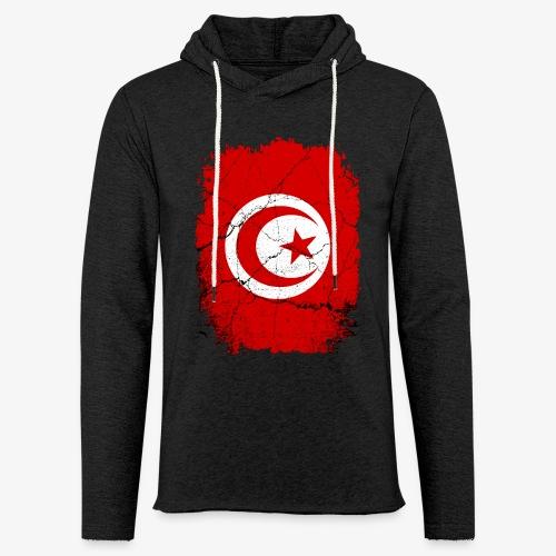 Leichtes Kapuzensweatshirt Unisex Tunesien - Leichtes Kapuzensweatshirt Unisex