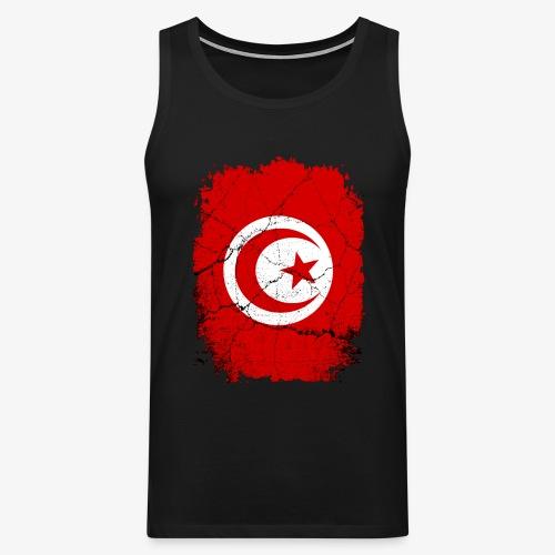 Männer Premium Tank Top Tunesien - Männer Premium Tank Top