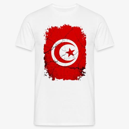Männer T-Shirt Tunesien - Männer T-Shirt
