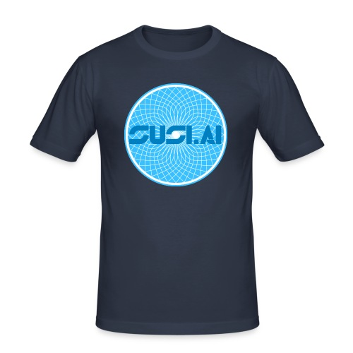 SUSI.AI slim fit - Men's Slim Fit T-Shirt