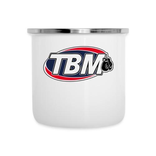 TBM Emailetasse - Emaille-Tasse