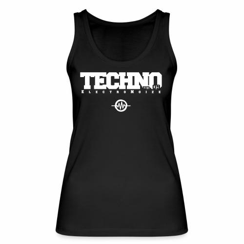 ElectroNoize Techno est 09 - Tanktop - Frauen Bio Tank Top von Stanley & Stella