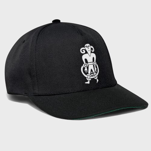 Kopfmensch Snapback Cap - Snapback Cap