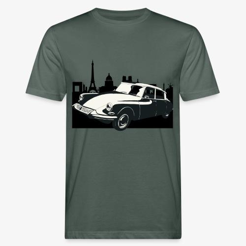 DS Paris - Mannen Bio-T-shirt