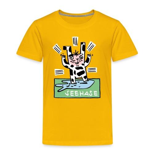 Seehasenfest - Kinder Premium T-Shirt