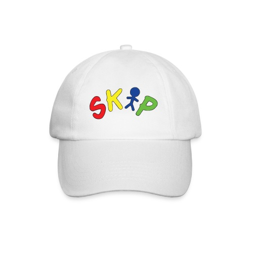 SKIP hat with logo - Baseball Cap