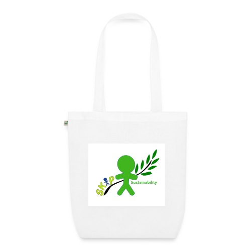 SKIP Sustainability tote bag - EarthPositive Tote Bag