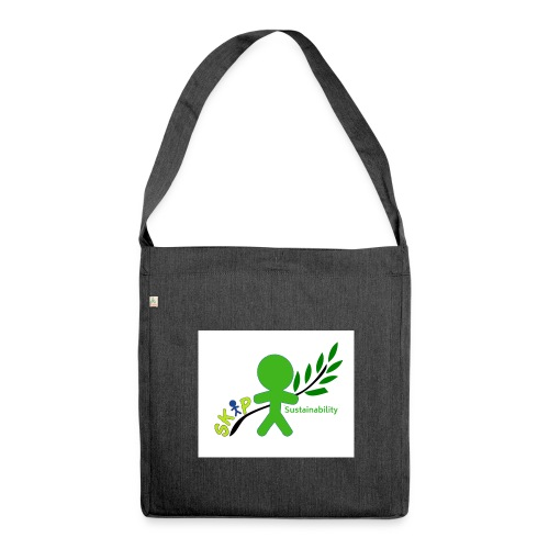 SKIP Sustainability tote - Shoulder Bag made from recycled material