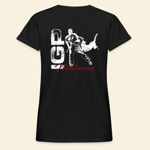 IGP Malinois - Frauen Oversize T-Shirt