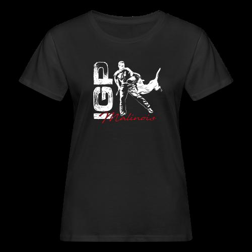 IGP Malinois - Frauen Bio-T-Shirt