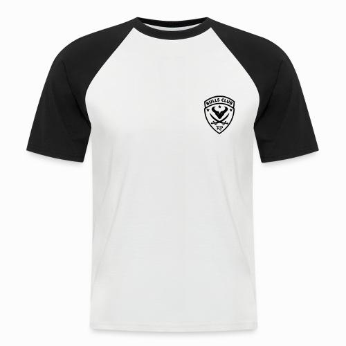 RED PIRATES - Männer Baseball-T-Shirt - Männer Baseball-T-Shirt