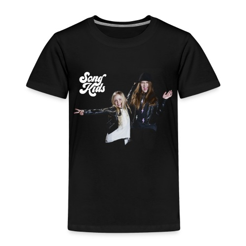 Songkids - Barn-t-shirt - Premium-T-shirt barn
