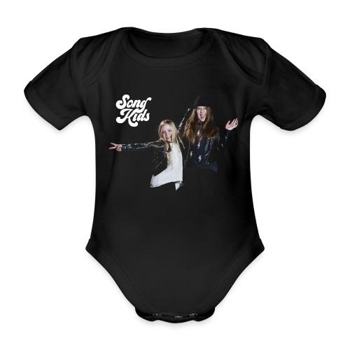 Songkids - Body - Ekologisk kortärmad babybody