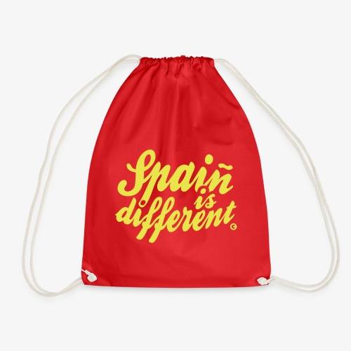 Spaiñ is different - Drawstring Bag