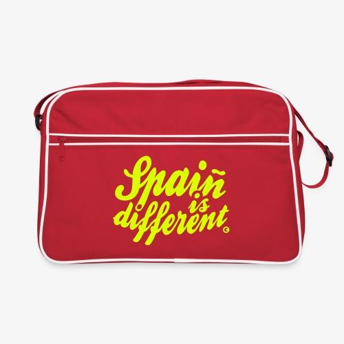 Spaiñ is different - Retro Bag