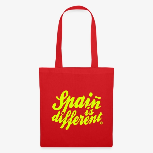 Spaiñ is different - Tote Bag