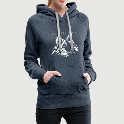 BËRGSTEIGERIN ORIGINAL Hoodie - Frauen Premium Hoodie