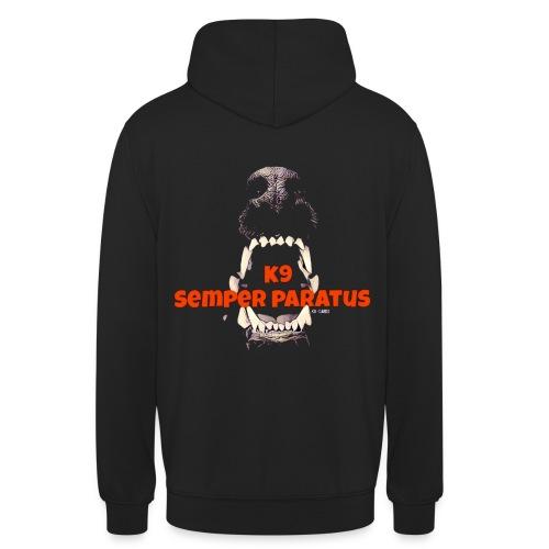 Semper Hoodie - Sweat-shirt à capuche unisexe