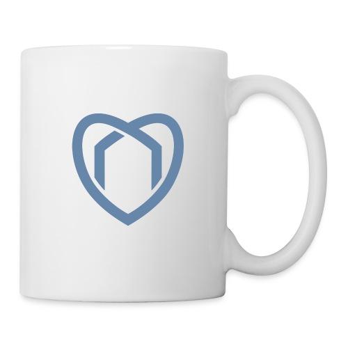Herz-Tasse - Tasse