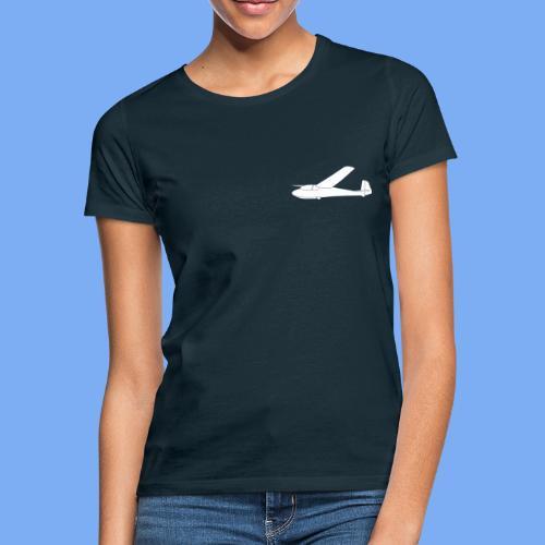 ka2 Segelflugzeug Segelflieger Flieschen Bekleidung Shop T-Shirt Geschenkidee - Women's T-Shirt