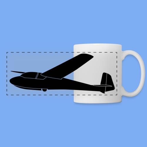 ka2 Segelflugzeug Segelflieger Flieschen Bekleidung Shop T-Shirt Geschenkidee - Panoramic Mug
