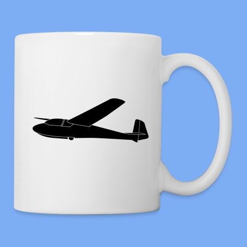 ka2 Segelflugzeug Segelflieger Flieschen Bekleidung Shop T-Shirt Geschenkidee - Mug