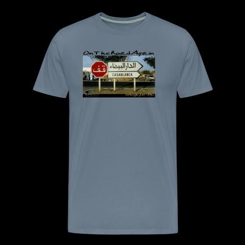 Casablanca  - Men's Premium T-Shirt