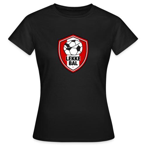Lekke Bal FC vrouwen shirt - Vrouwen T-shirt
