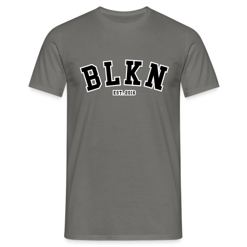 BLKN retro shirt Men - Men's T-Shirt