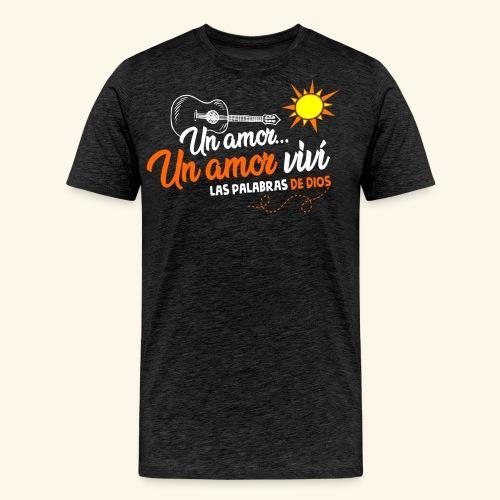 Un amor vivi - T-shirt Premium Homme
