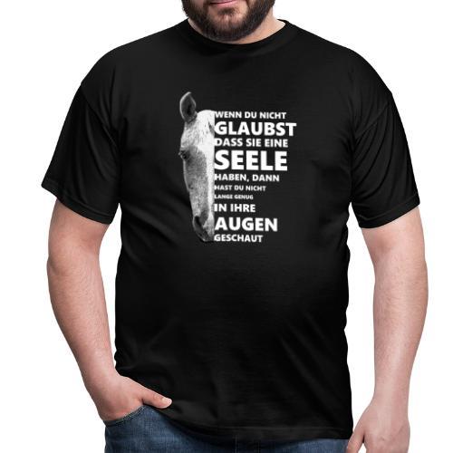 Seele - Shirt Männer - Männer T-Shirt