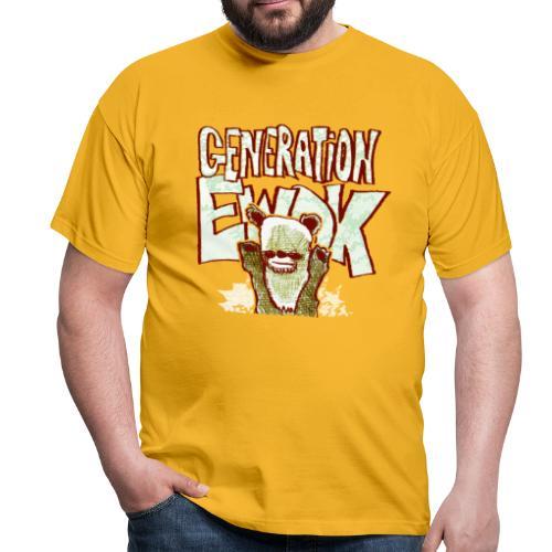 Generation Ewok - Männer T-Shirt