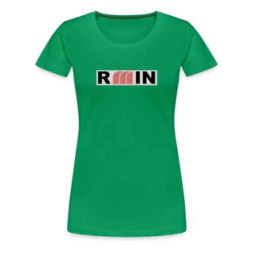 Maglettina RMIN Donna - Maglietta Premium da donna