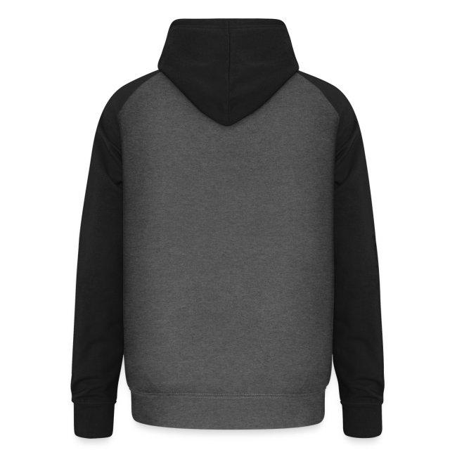 Curling Hooligan unisex baseball hoodie