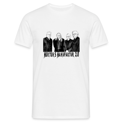 MM2.0 gezeichnet 2 - Männer T-Shirt