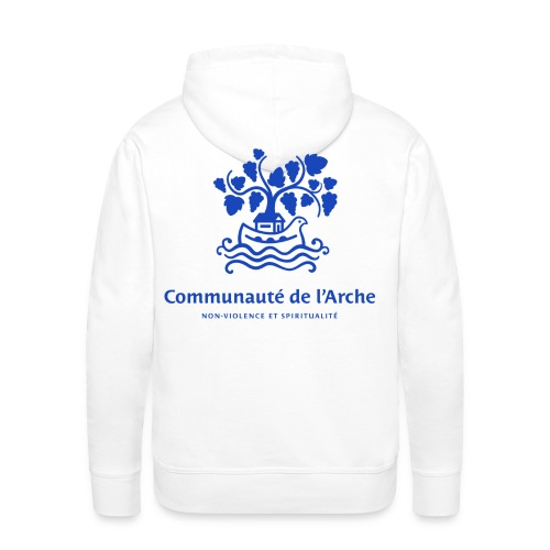 Communauté de l'Arche - Sweat-shirt à capuche Premium pour hommes