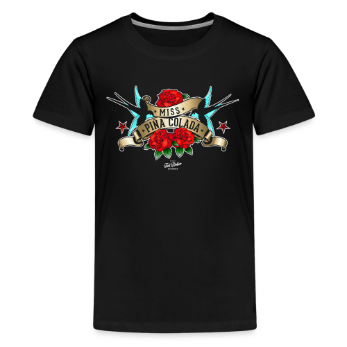 Miss Pina Colada - T-shirt Premium Ado