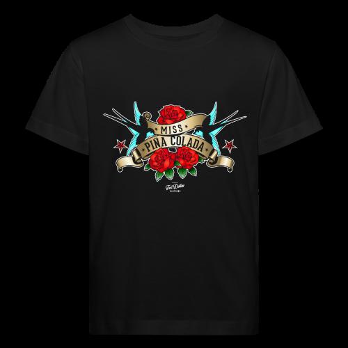 Miss Pina Colada - T-shirt bio Enfant