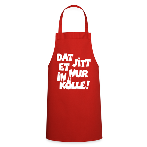 Dat jitt et nur in Kölle - Das gibt es nur in Köln! - Kochschürze
