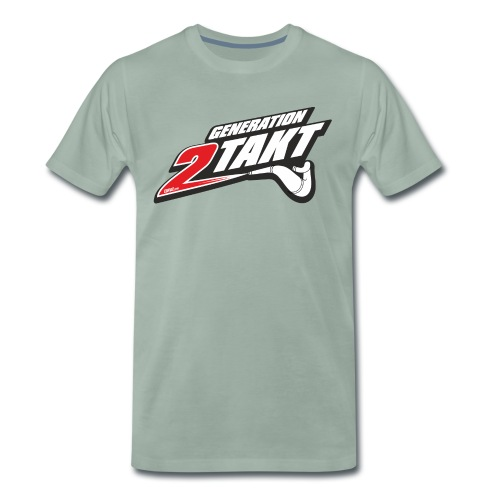 Generation 2Takt T-Shirt - Männer Premium T-Shirt