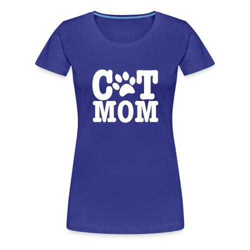 katten moeder tshirt - Vrouwen Premium T-shirt
