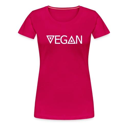 Vegan tshirt - Vrouwen Premium T-shirt