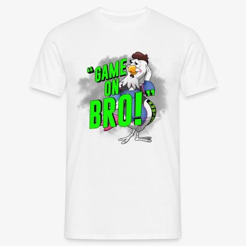 Game On Bro MissCocoa - Men's T-Shirt