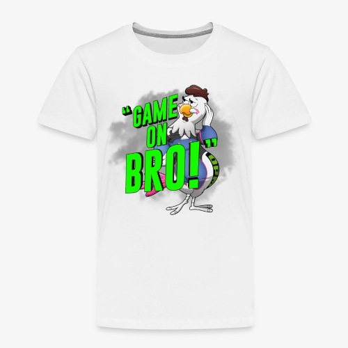 Game On Bro MissCocoa - Kids' Premium T-Shirt